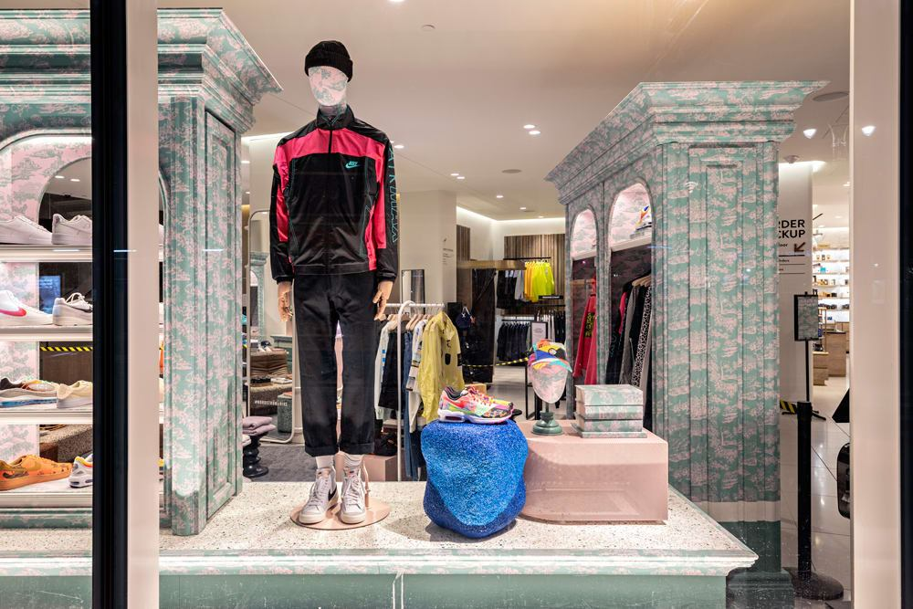 b0950eaad5c Nike Concept Stores Opens At Nordstrom NYC Location - FLY 93.5 RADIO